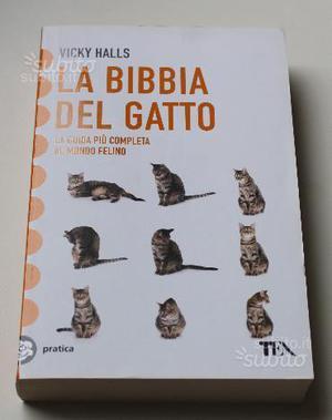 La bibbia del gatto - Vicky Halls