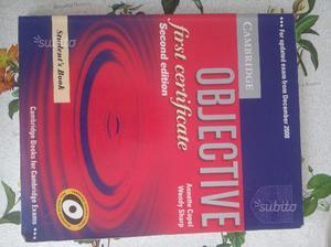 Libri testo Objective FIRST