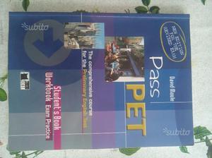 Libri testo Pass Pet