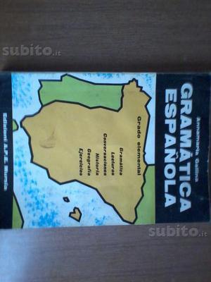 Libro per imparare lo spagnolo