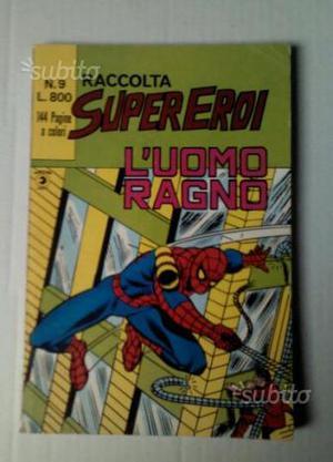 Raccolta supereroi n.9