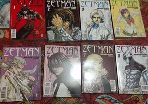 Zetman dal n.1 al 20 - COMPLETA