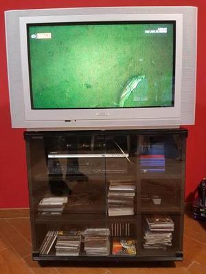 MOBILE per tv in legno