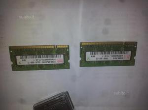 Ram per notebook da 512 mb 2r16