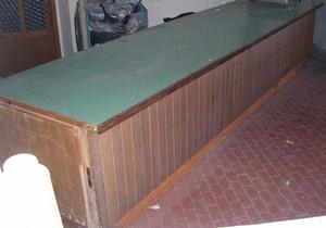 Bancone In Legno Costruito Artigianalmente : Bancone bar legno massello e tutta italia posot class
