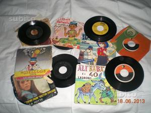 10 dischi 45 giri anni 70 euro