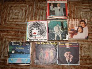 250 dischi 45 giri anni  italianie stranieri