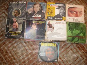 300 dischi 45 giri anni  napoletani