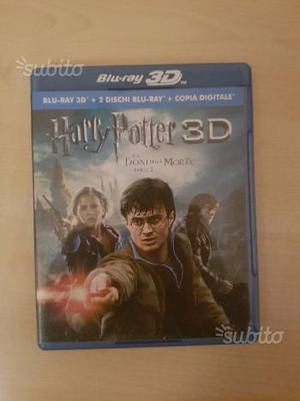 Blu-ray 3D Harry Potter e i Doni della morte p2