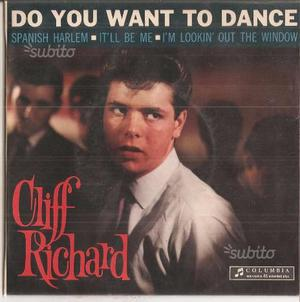 "Cliff Richard Do You Want To Dance (7"")"