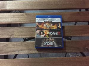 Death race trilogia bluray