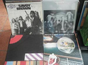 Dischi LP stranieri anni 70