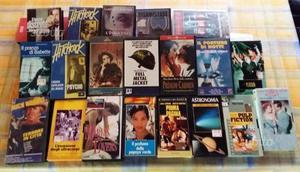 Film in VHS VIDEOCASSETTE originali usate