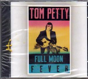 Full Moon Fever - Tom Petty NUOVO CD AUDIO