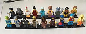 Lego minifigures varie serie