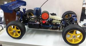 Macchina radiocomandata Crono Rs01 motore scoppio