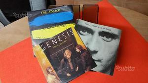 N. 3 45 giri Genesis The Police Phil Collins
