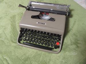 Olivetti lettera 22 macchina per scrivere 1 serie