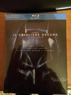 Trilogia bluray Batman