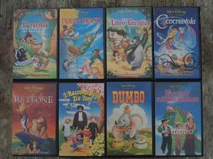 VHS I Classici Disney