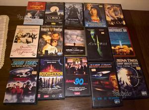 VHS Videocassette originali ex noleggio