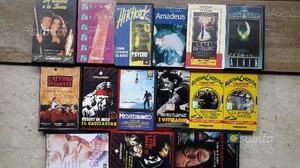 Videocassette vhs film originali