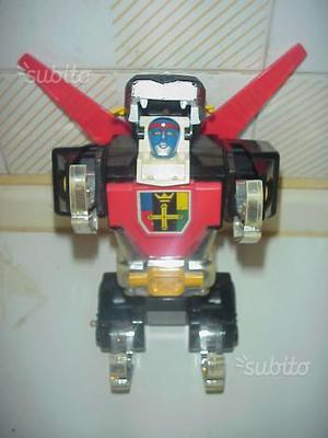 Voltron leone 1 gioco giocattolo robot vintage