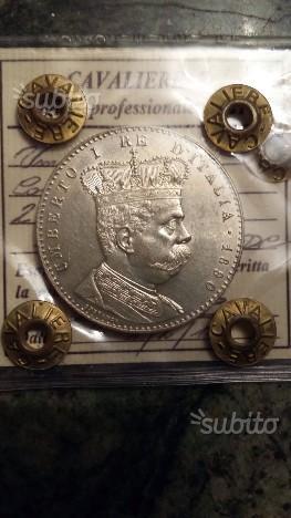 2 lire Colonia Eritrea