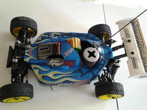 Automodello a scoppio buggy scala 1.8