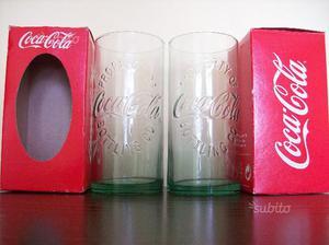 Bicchieri Coca Cola Nuovi