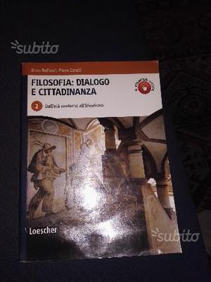 Dialogo e cittadinanza 1-2; il discorso filosofico