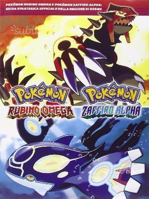 Guida Strategica Ufficiale Pokémon RO e ZA
