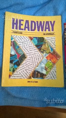 Libri per studiare inglese livello pre-intermediat