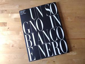 Libro con autografi UN SOGNO IN BIANCO E NERO