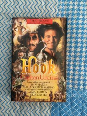 Libro hook capitan uncino