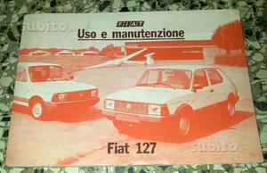 Manuale Uso e Manutenzione Fiat 127