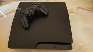 Playstation 3 + 2 joystick e giochi