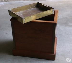 Vaso porta tabacco in legno comune nascosto posot class - Vaso porta tabacco ...
