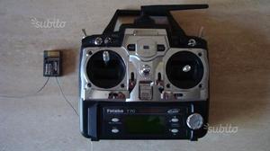 Radiocomando FUTABA 7C