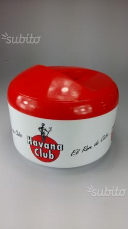 Havana Club Red Ferrari Doppio Posacenere