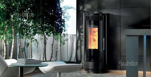 Stufe,termostufe caldaie a pellet-legna