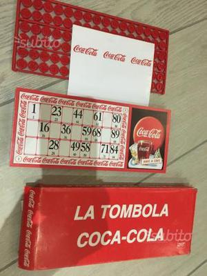 Tombola Coca Cola
