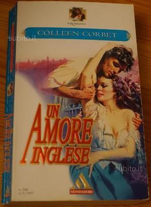 UN AMORE INGLESE di COLLEEN CORBET - I ROMANZI