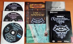 """Video gioco per PC: """"Neverwinter Nights"""""""