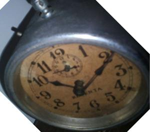 orologio sveglia antico raro del