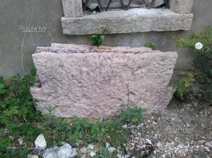 3 lastre di pietra di Prun (pietra della Lessinia)