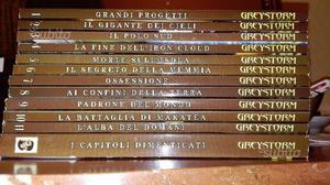 Collezione completa Graystorm Bonelli