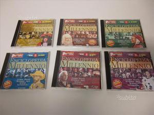 Enciclopedia del Millennio 6 CD