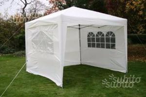 gazebo 3x3 metri tarrington house posot class. Black Bedroom Furniture Sets. Home Design Ideas