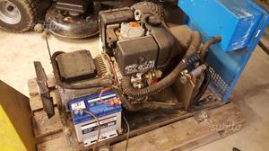 Generatore di corrente a motore posot class for Generatore di corrente diesel usato